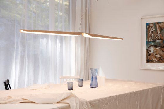 Swan Pendant by TUNTO Lighting