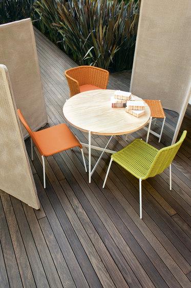 Mira | Chair by Paola Lenti