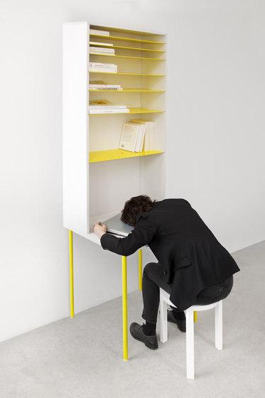 Hardworking desk by Droog