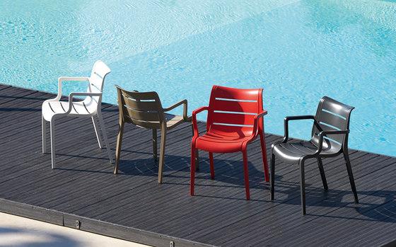 Sunset chair de Scab Design