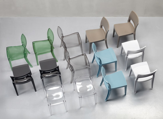 Isy Antishock chair by Scab Design