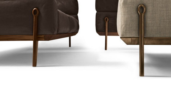 Ago Low Table by Giorgetti