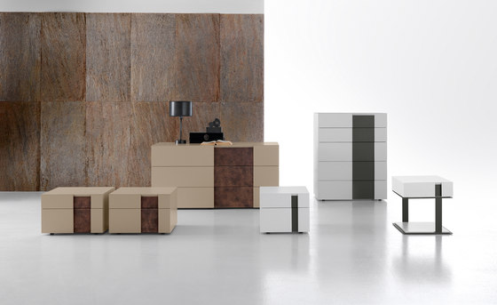 Complementi Notte I-night system by Presotto