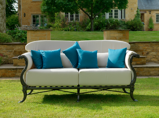 Luxor Lounge Chair & Ottoman by Oxley's Furniture