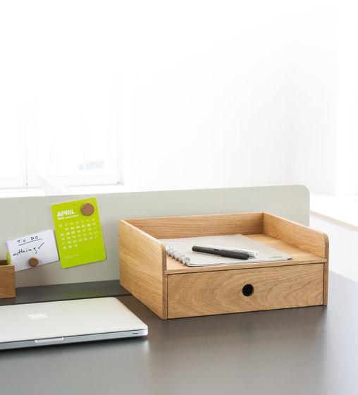oh schreibtischablage von oliver conrad produkt. Black Bedroom Furniture Sets. Home Design Ideas