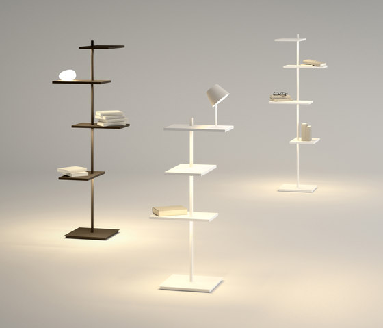 Suite 6032 Table Lamp Shelving From Vibia Architonic