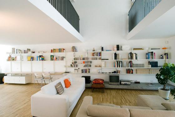 K1 Bookshelf by Kriptonite