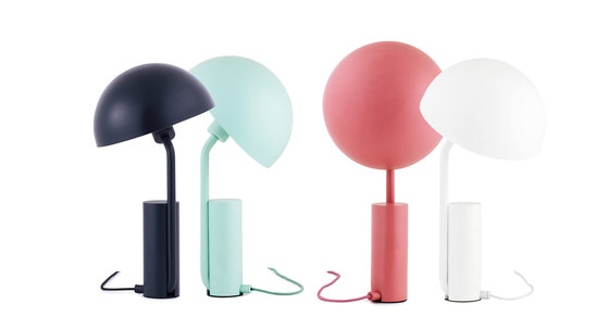 Cap Table Lamp de Normann Copenhagen