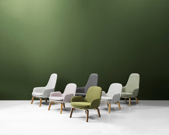Era Lounge Chair High Swivel de Normann Copenhagen