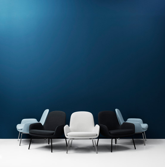Era Lounge Chair High von Normann Copenhagen