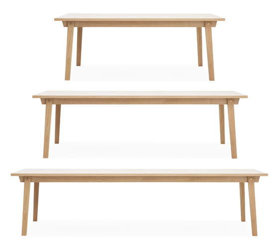 Slice Table 300 by Normann Copenhagen