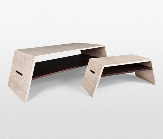 16:9 Coffee table | Large by Trentino Wood & Design