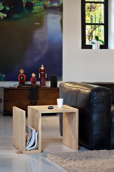 Oak Naomi coffee table de Ethnicraft