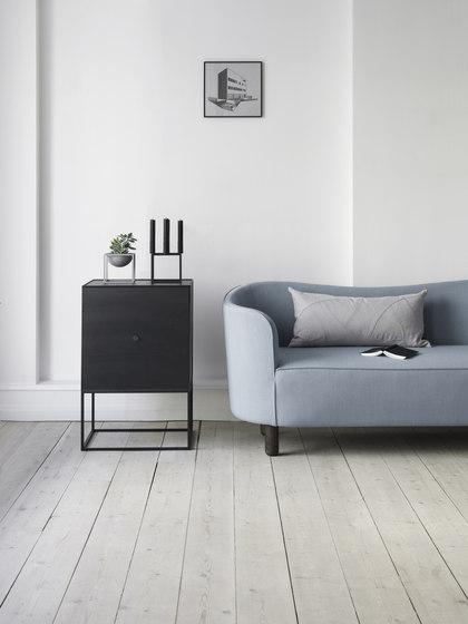 Frame Sideboard light grey by by Lassen