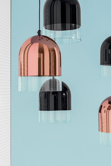 Bell Lamp by Discipline