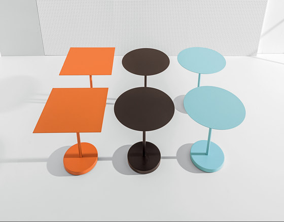 Puck Table by Discipline