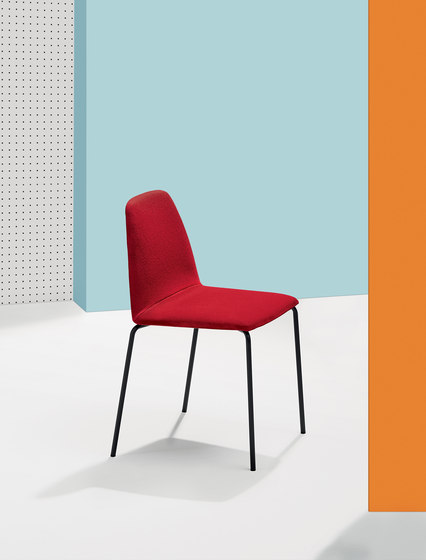 Sila Chair Cone Shaped de Discipline