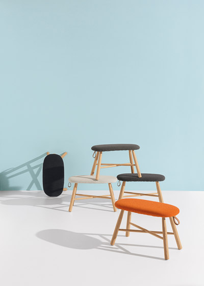 Tag Stool by Discipline