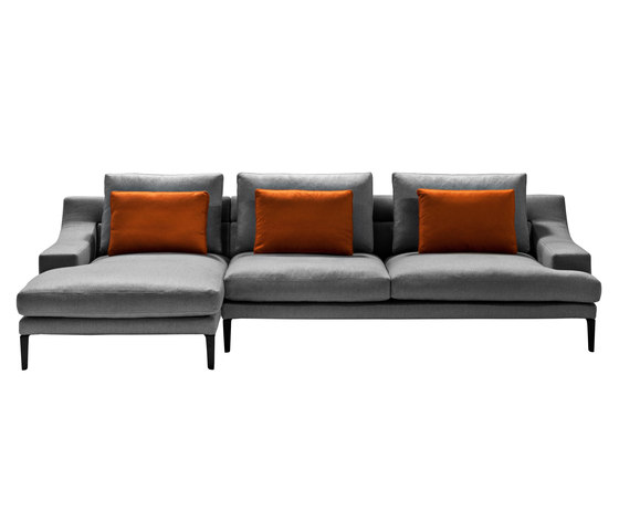 Megara sofa element by Driade