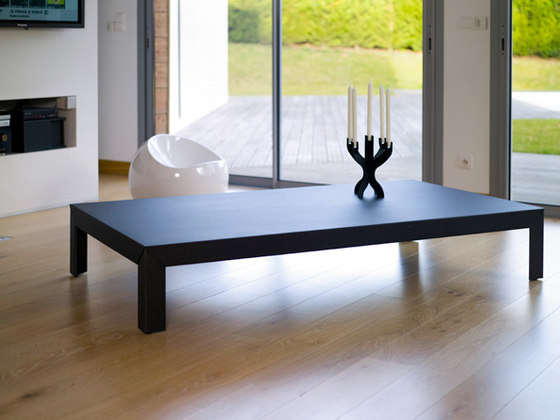zef table dining tables by mati re grise architonic. Black Bedroom Furniture Sets. Home Design Ideas