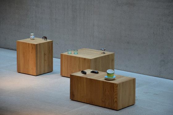 Roll-It stool / side table di jankurtz