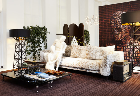 bassotti coffee table by moooi