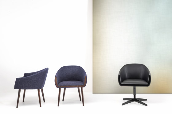 Ginevra Armchair by Bross