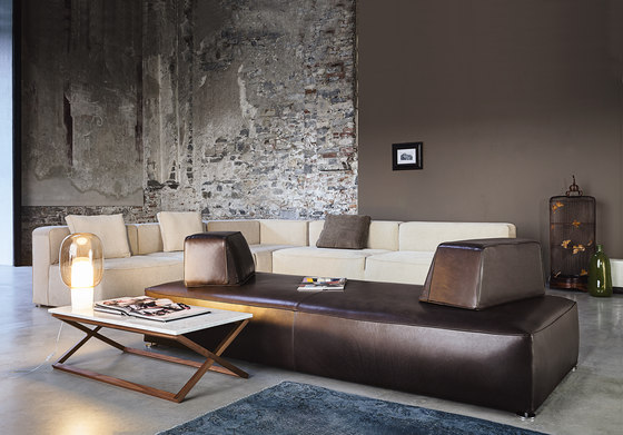 275 Glam Sofa by Vibieffe