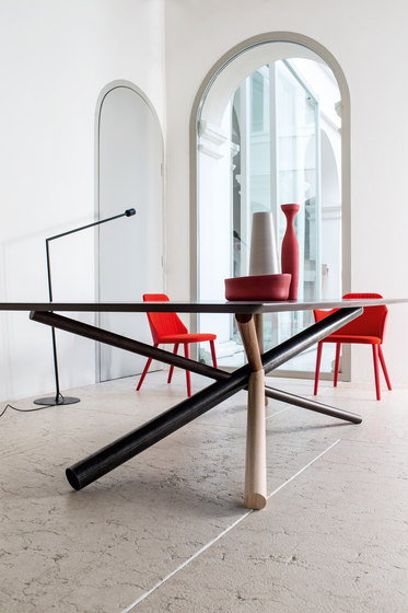 W Table by Bross
