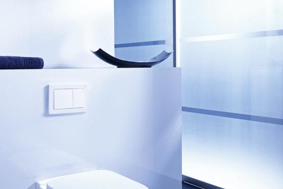TECEbase Standard-WC-Betätigung von TECE