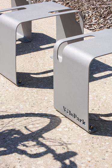 Vélopark planter unit by Concept Urbain