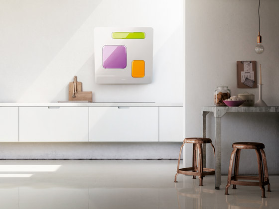 FEEL ABSOLUTE wall mounted by Elica
