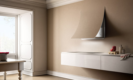 NUAGE wall mounted by Elica