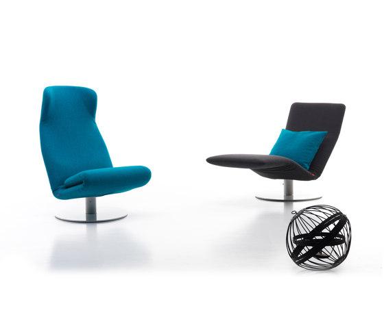 Kangura  | armchair/chaiselongue von Mussi Italy