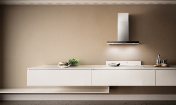 HORIZONTE wall mounted by Elica