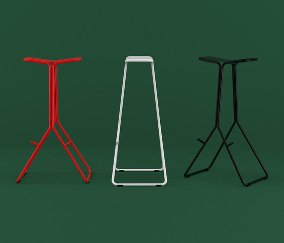 Stem Stool Barhocker Von Junction Fifteen Architonic