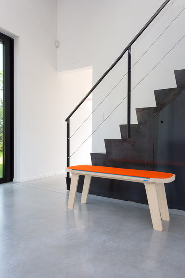 Slim Bench Small 01 von rform