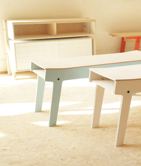 Pi Bench by rform