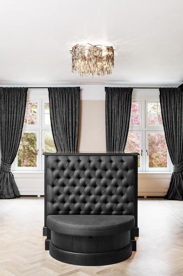 Arthur chandelier oval von Brand van Egmond
