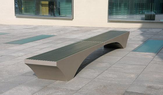Comfony 50 Stool Bench by BENKERT-BAENKE