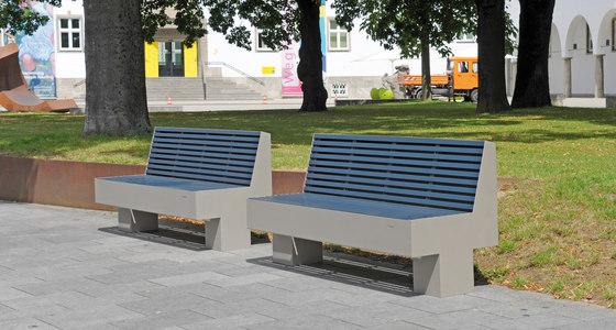Comfony 800 double bench 1810 di BENKERT-BAENKE