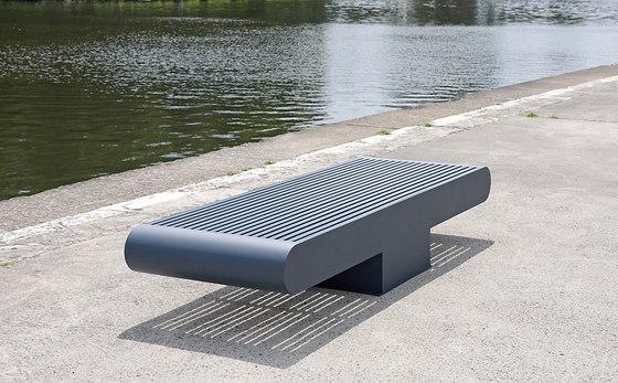 Comfony 900 Stool Bench 885 by BENKERT-BAENKE