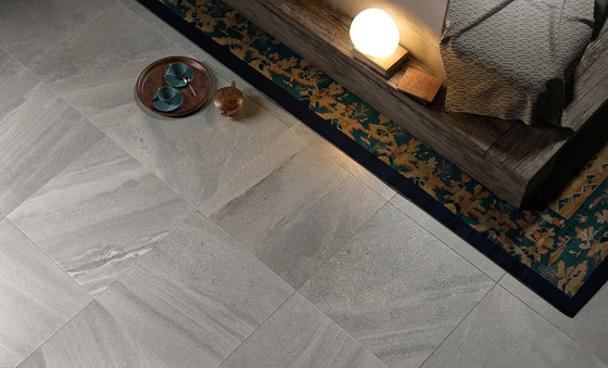 Lake grey muretto 3D di Ceramiche Supergres