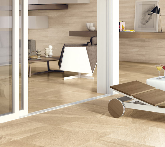 Lake ivory floor tiles by ceramiche supergres architonic for Ceramiche supergres lake stone