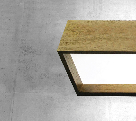 box gm general lighting from atelier sedap architonic. Black Bedroom Furniture Sets. Home Design Ideas