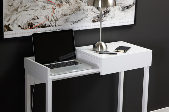 Hidden Laptop Table by A2 designers AB