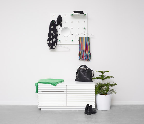 W.30 Wall Storage by A2 designers AB