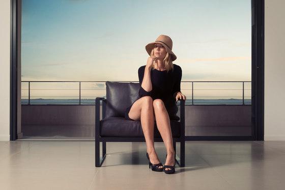 Monaco | Lounge Sofa 3 de Röshults