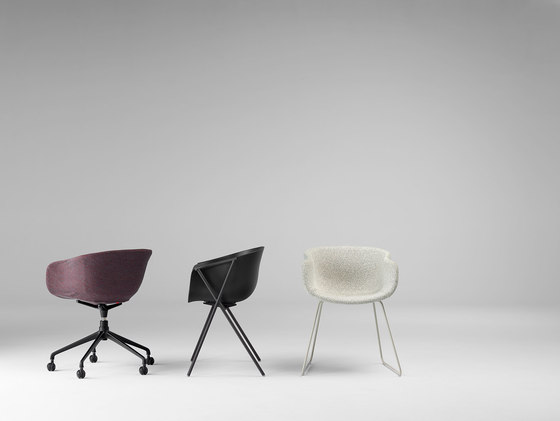 Bai Swivel Chair von ONDARRETA