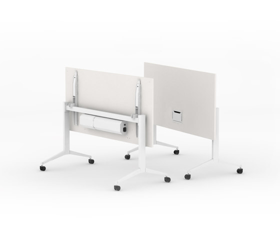 Nest Straight Desk by Nurus
